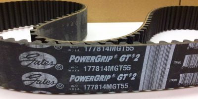 FAST SHIP! 1778-14MGT-55 GATES POWERGRIP GT-2 9207-0121 NEW (BELT 12M) 1