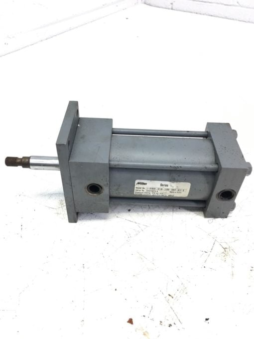 USED Parker Miller Hydraulic Cylinder Bore 2.50 Stroke 3