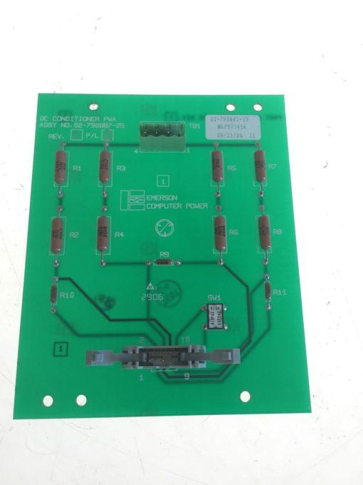 NEW Emerson Computer Power DC Conditioner PWA 02-790887-25 REV 1 B158 1