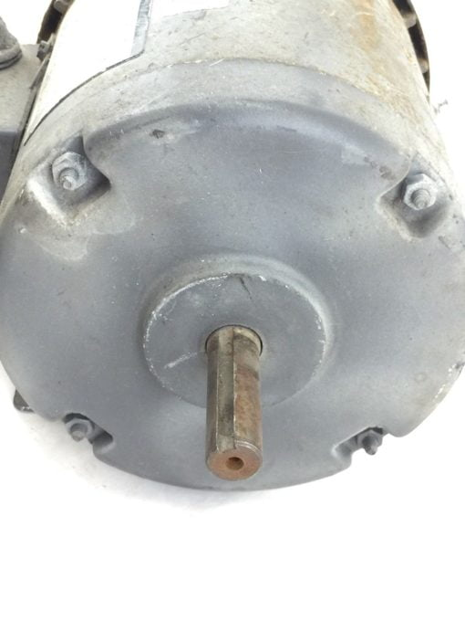 DAYTON INDUSTRIAL MOTOR # 2N864M HP 1/3 RPM 1725/1425 VOLT 208-220/440 (B55) 3