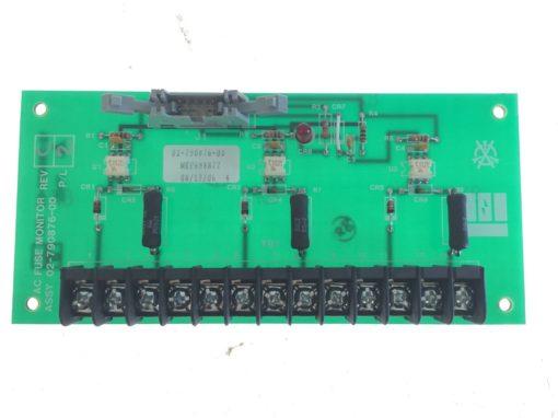 NEW AC Fuse Monitor 12-790876-00 REV C 02-790876-00 2806, (B158) 1