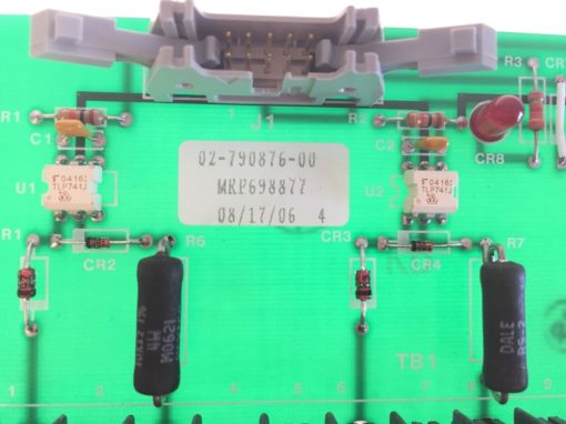 NEW AC Fuse Monitor 12-790876-00 REV C 02-790876-00 2806, (B158) 3
