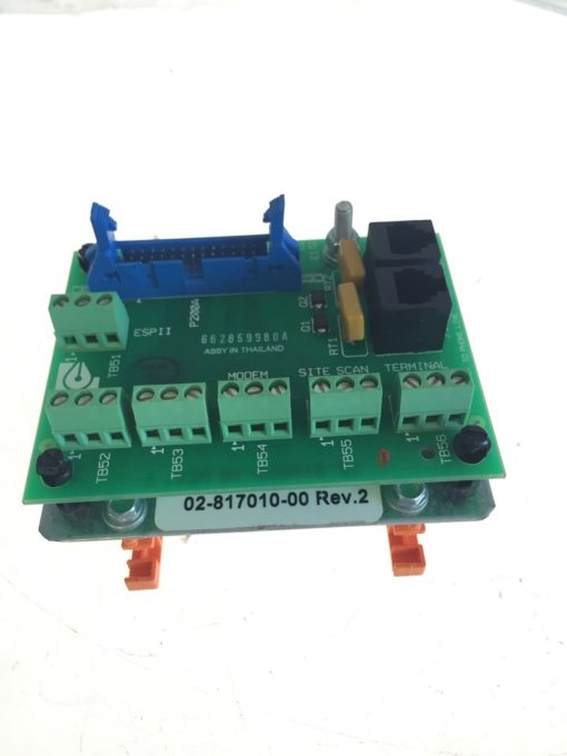 NEW 02-817010-00 Circuit Board 662859980A 02-810015-10, (B158) 1
