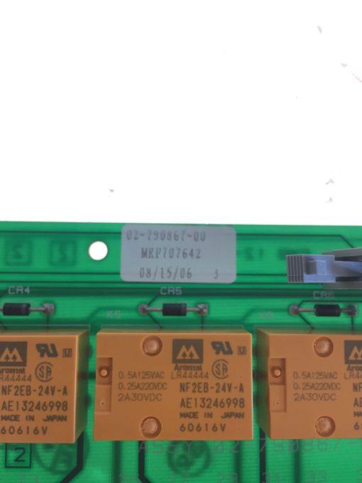 NEW Liebert PWB 12-790867-00 Assy 02-790867-00 Rev 2 P/L A Relay Board, (B158) 2