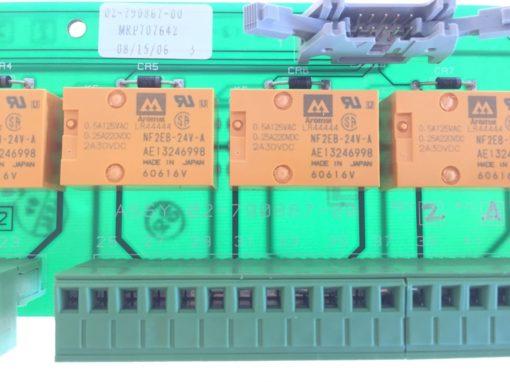 NEW Liebert PWB 12-790867-00 Assy 02-790867-00 Rev 2 P/L A Relay Board, (B158) 3
