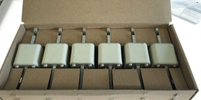 NEW IN BOX (Lot of 6) Bussmann 170M3223 630A 690V A030876, Fast Shipping, (B158) 1