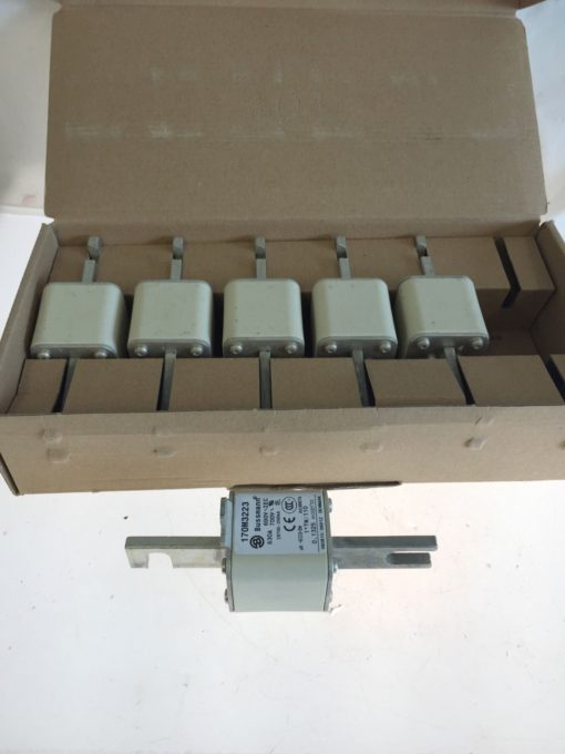 NEW IN BOX (Lot of 6) Bussmann 170M3223 630A 690V A030876, Fast Shipping, (B158) 6