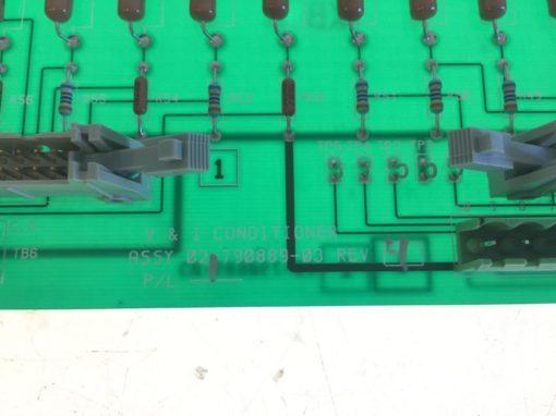 NEW Emerson Liebert 02-790889-03 Rev 4 V & I Conditioner Circuit Board, (B158) 2