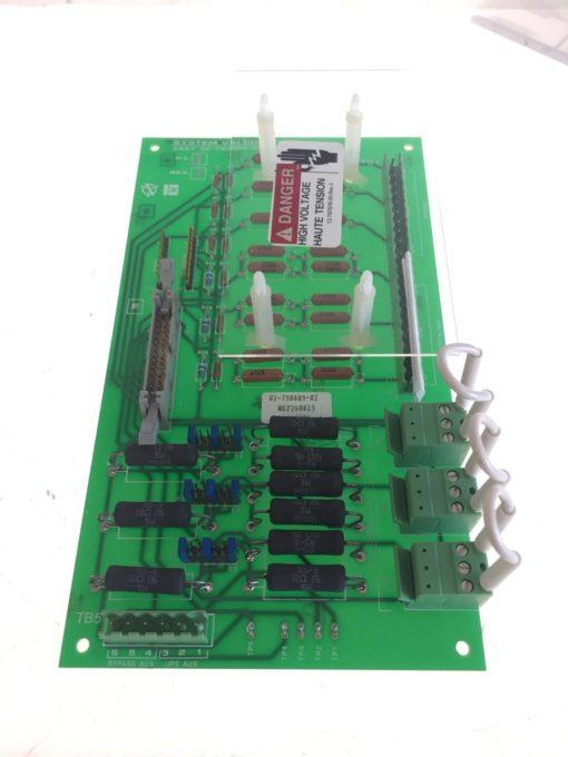 NEW Emerson Liebert 02-790889-02 Rev 1 V & I Conditioner Circuit Board, (B158) 1