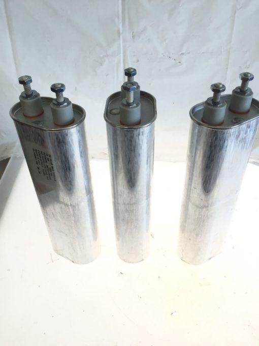 NEW (lot of 3) Ronken 13uF 1200v 86C83136K50 12-749361-10A Capacitor, (B158) 3