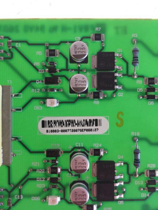 EMERSON LIEBERT IGBT GATE DRIVER CIRCUIT BOARD CARD 02-810003-00 REV 7, (B158) 3