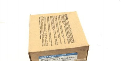 NEW ASHCROFT 45 1279AS 02L DURAGAUGE 4-1/2″ 1/4″ NPT LOWER 0-6 KG/CM2, (B328) 1