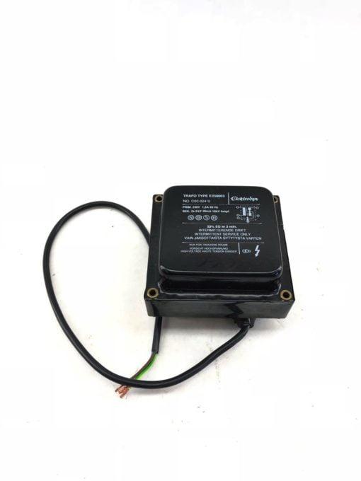 USED ELEKTRODYN TRAFO IGNITION TRANSFORMER E250003 C02-024, FAST SHIP! (B412) 1