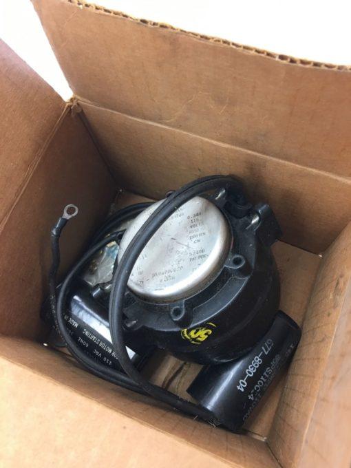 NEW Tecumseh 810E006A76 Condenser Fan Motor 115V 6W, FAST SHIPPING! (B114) 1