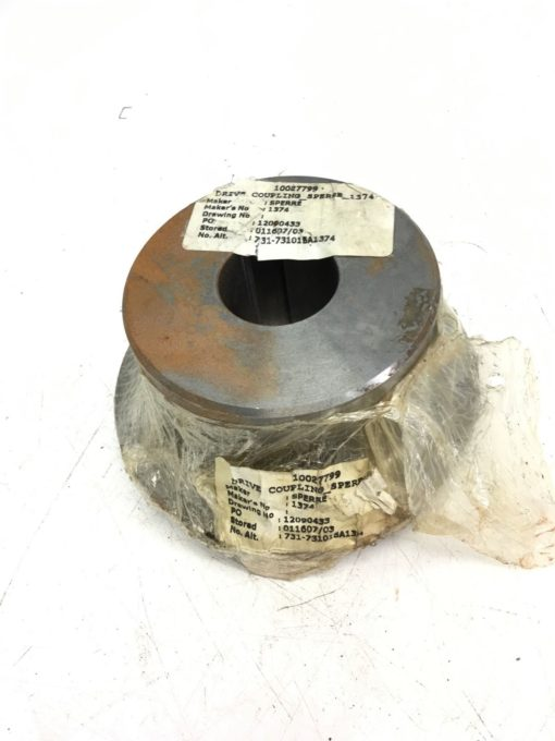 NEW SPERRE 1374 DRIVE COUPLING FLANGE, FAST SHIPPING! B294 1