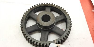 "NEW BROWNING NCS654 14 1/2 SPUR GEAR CAST IRON, 6"" PITCH, 54 TEETH, (B114) 1"