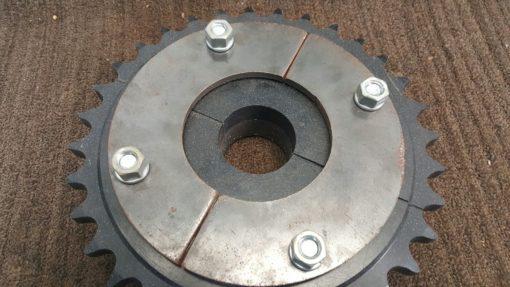 Diversified Plastics Drive gear bore split sprocket 2 7/16 *NEW* (B204) 1