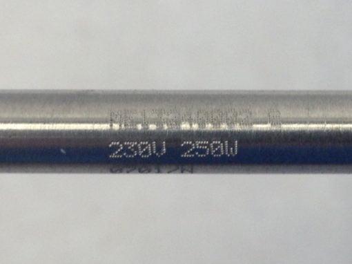WATLOW ME13240002-G CARTRIDGE HEATER 230V 250W 0701/N CE (F267) 3