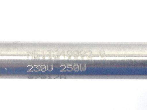 WATLOW ME13240002-G CARTRIDGE HEATER 230V 250W 0701/N CE (F267) 4