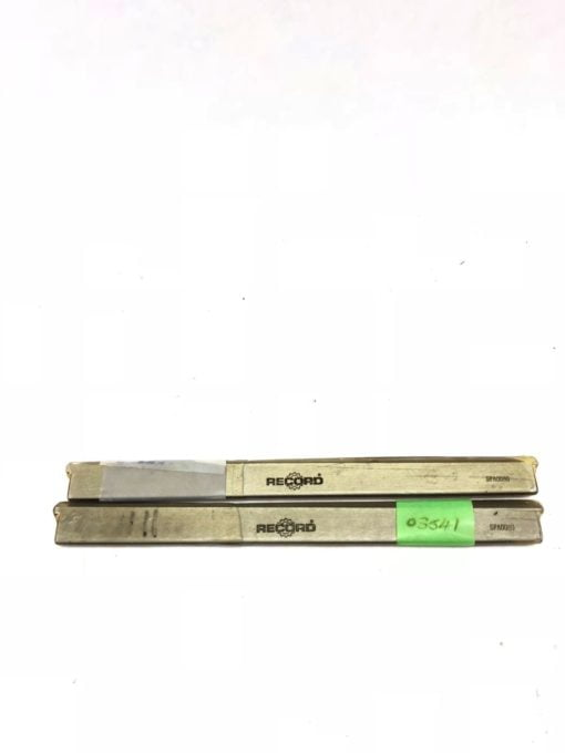 LOT OF 2 NEW RECORD SPA0080 ANVIL KNIVES, FAST SHIP! (H336) 1