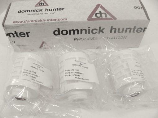 HIGH FLOW TETPOR II DEMI CARTRIDGE DOMNICK HUNTER ZHFT/BZ BOX OF 3 (B188) 1