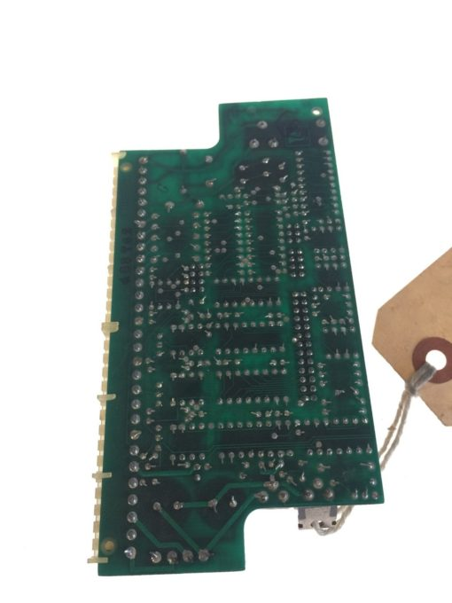 ABB TAYLOR ELECTRONICS 500S1166, I/O BOARD ASSEMBLY, REV J, USED, G71 2