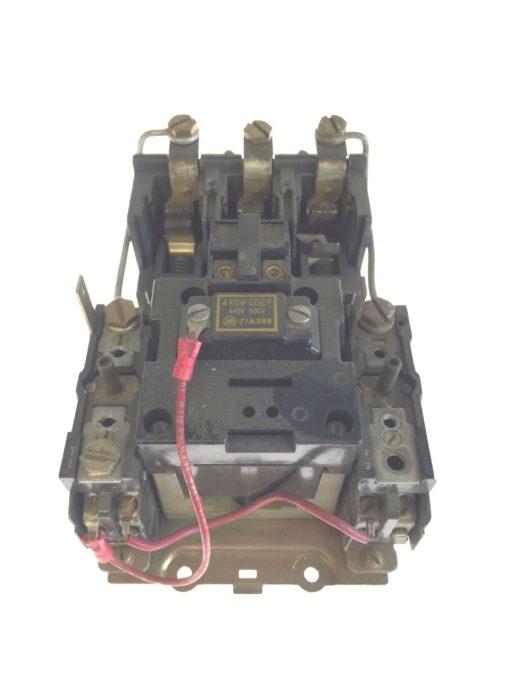 Allen Bradley Motor Starter 709COA Size 2 480/440VAC, 60/50CY, SERIES K, G78 1