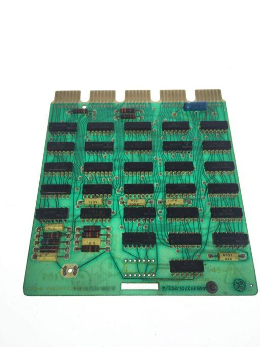 GENERAL ELECTRIC 44A391793-G01 CG2-A, 44B392245-001 MODULE CIRCUIT BOARD, G71 1