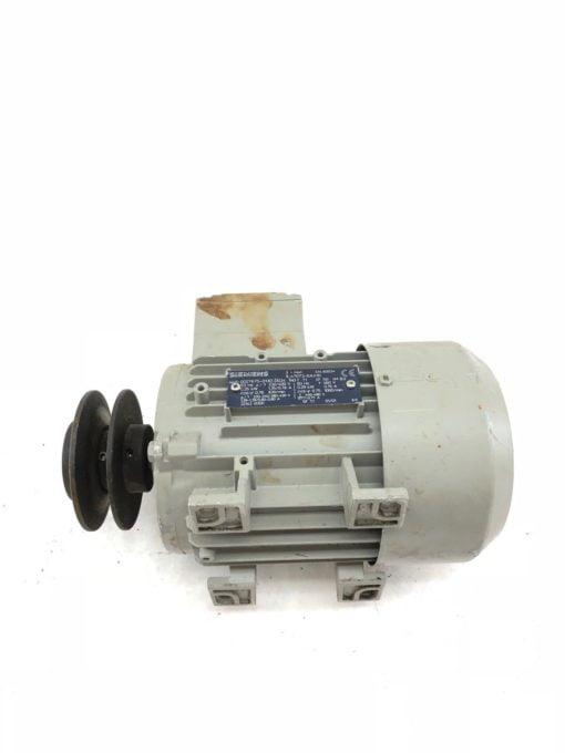 USED SIEMENS 1LA7073-6AA10 3 PHASE MOTOR 0.25/0