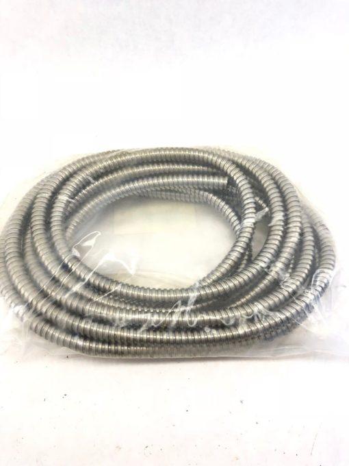 NEW KOPEX KSU 316 STAINLESS STEEL FLEXIBLE CONDUIT 12MM IP40 5M RS-852-413 (B430 1