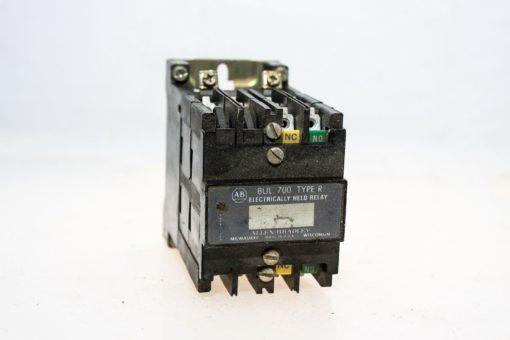 ALLEN BRADLEY 700-R200A1 SEALED CONTACT INDUSTRIAL RELAY 110/120V 50/60Hz (G77) 2