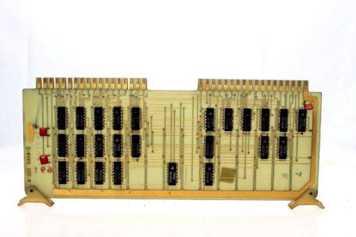 CINCINNATI MILACRON CIMTROL 3 531 2099C CONTROL PC CIRCUIT BOARD USED! (G75 ) 1