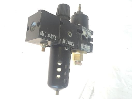 NNB! WATTS FLUIDAIR PNEUMATIC QUBE COMBINATION SC105-06K M2, B105-06BJC (H254) 1