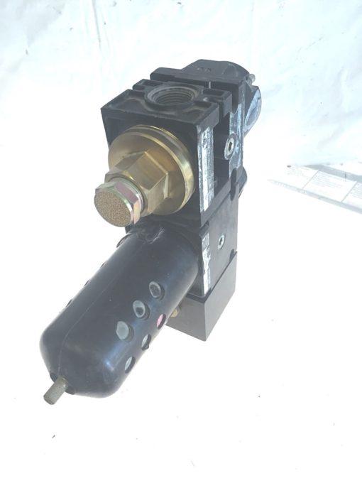 NNB! WATTS FLUIDAIR PNEUMATIC QUBE COMBINATION SC105-06K M2, B105-06BJC (H254) 2