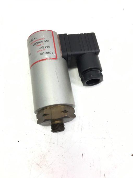 USED GREAT CONDITION Beta B2-P504H-BXB-P2-BG-X1, Pressure Transmitter, B295 2