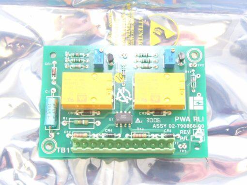 Liebert Emerson 02-790868-00 PWA RLI Circuit Board NEW IN BOX (B159) 2