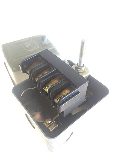 NNB! GENUINE SQUARE D Pressure Switch 9013-GSG2 9013GSG2 50/30 PSI (A452) 3