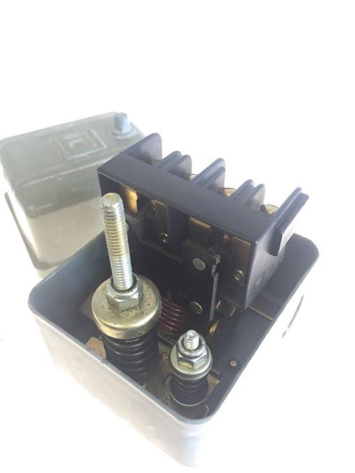 NNB! GENUINE SQUARE D Pressure Switch 9013-GSG2 9013GSG2 50/30 PSI (A452) 4