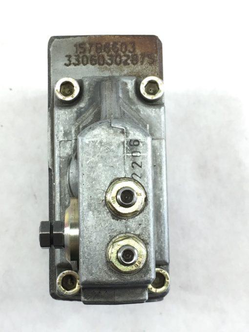 USED SAUER DANFOSS 155L3463180602070-C, 157B66033306D302875 HYD PUMP VALVE(A228) 3