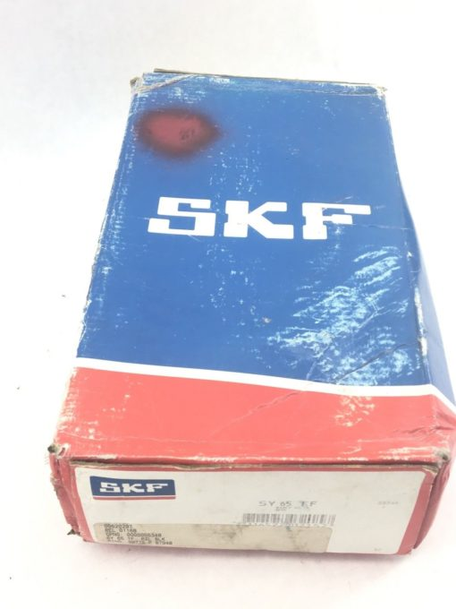 SKF SY 65TF PILLOW BLOCK BEARING (B455) 1