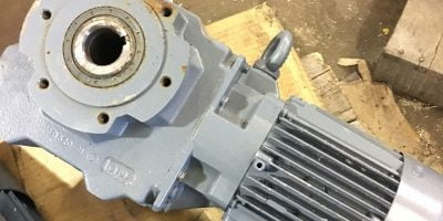 NEW Danfoss Bauer BS Series Worm Gear Motor 1