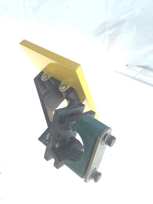NNB! Heavy Duty High Heat Industrial Clamp Mirror, Fast Shipping!!! (H256) 3