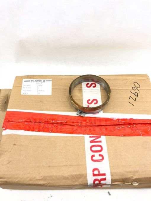 LOT OF 7 NEW IN BOX Wolstenholme Machine Knives TGW 92179 WMK # S0101PK053 (B331 1