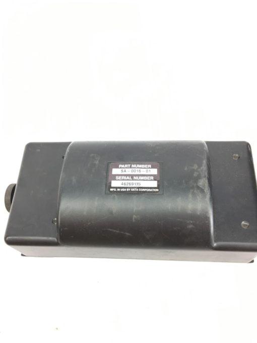 USED UNTESTED XATA ONBOARD DIGITAL DATA DISPLAY MODULE MODEL SA-0016-01, B296 2