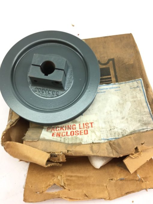 NEW IN BOX THERMO KING 77-1485 FAN DRIVE PULLEY, FAST SHIPPING! B296 1