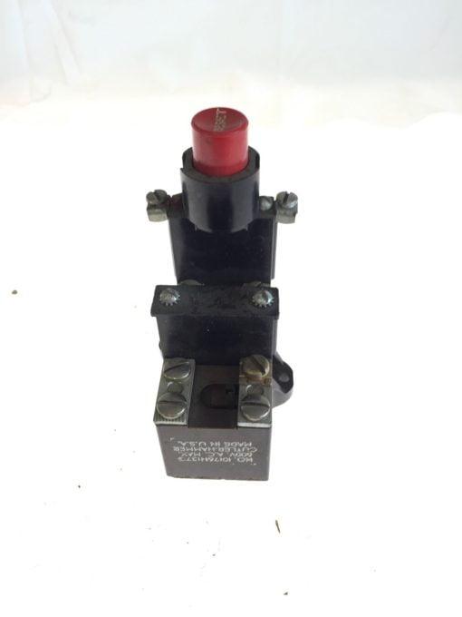 Cutler Hammer 10176H137 G Overload Relay, 600VAC MAX, NEW NO BOX, FAST SHIP, G84 1