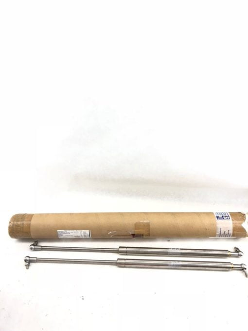 LOT OF 2 NEW IN BOX GSE 4398-V 37/13 GAS SPRING, FAST SHIP! (B432) 1