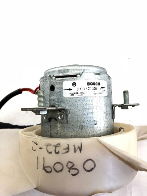 USED BOSCH 0 130 107 028 ELECTRIC MOTOR, INTERIOR BLOWER, FAST SHIP! (B432) 2