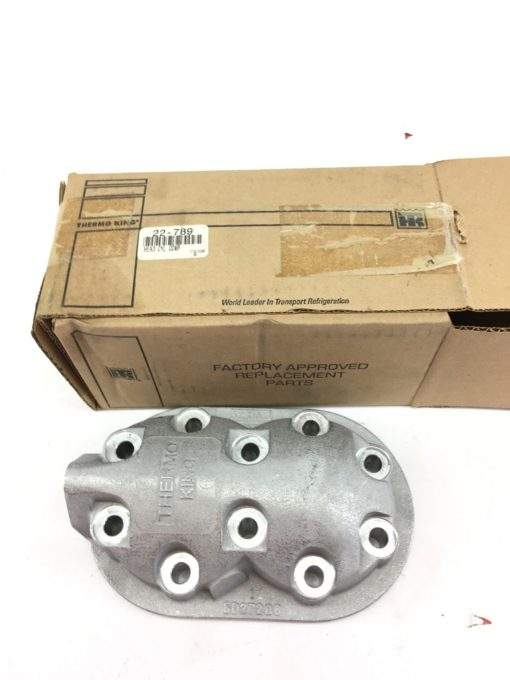 NEW IN BOX Thermo King 22-789 Head Cylinder Compressor, FAST SHIPPING! B296 1