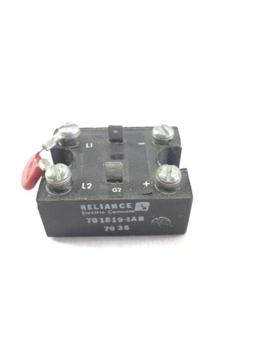 RELIANCE ELECTRIC 701819-1AB SILICON POWER CUBE 7938 REC 1 NEW! (H22) 1